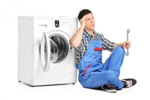 Máy giặt electrolux không đóng được cửa